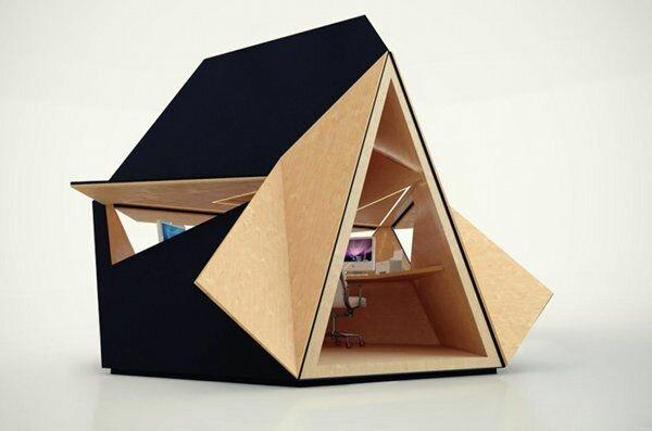 Модульный дом - Tetra Shed