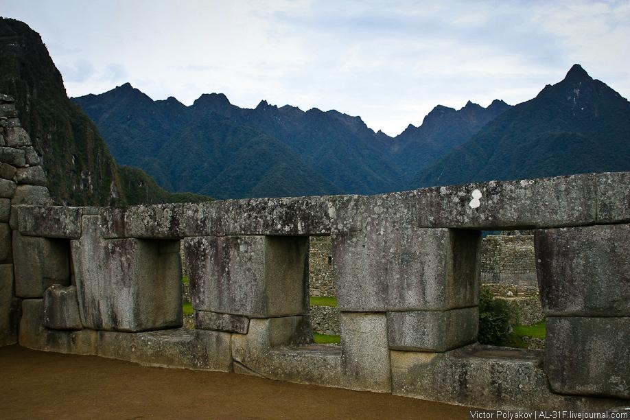 Храм трёх окон Мачу-Пикчу