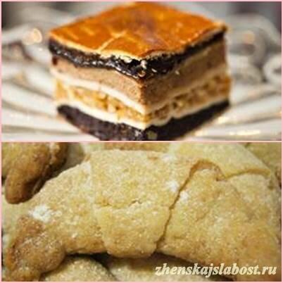 сувенирные пирожные собственного производства