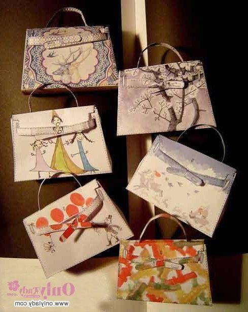 Сумка-упаковка для подарка