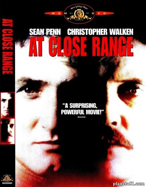 В упор / At Close Range (1986/DVDRip)