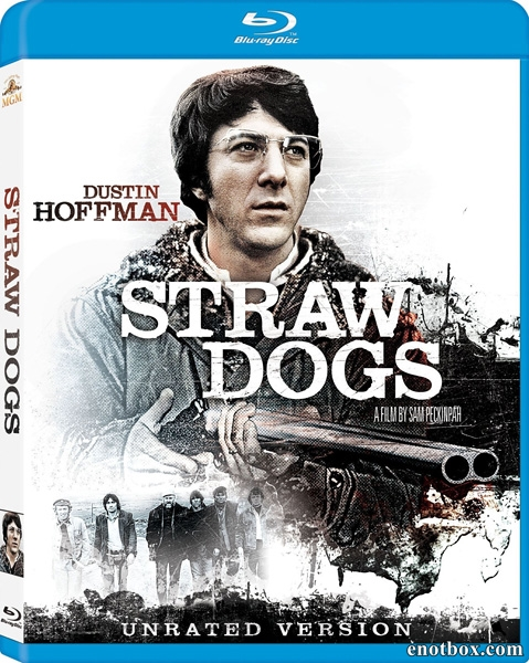 Соломенные псы / Straw Dogs (1971/BDRip/HDRip)