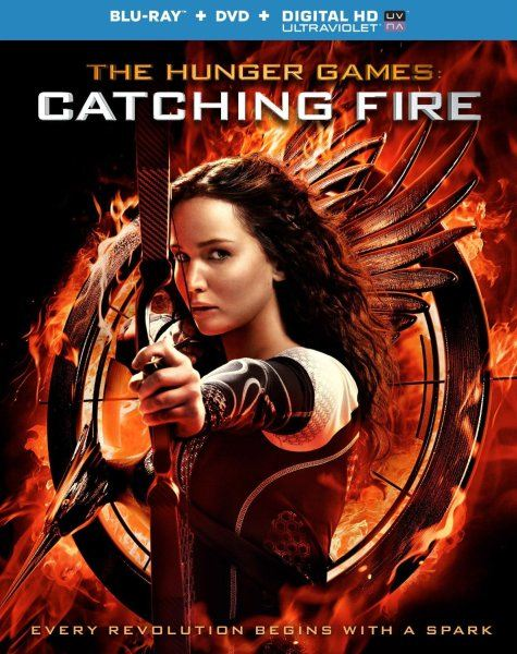 Голодные игры: И вспыхнет пламя / The Hunger Games: Catching Fire (2013) BDRemux + BDRip 1080p + BDRip 720p [3D, 2D] + HDRip