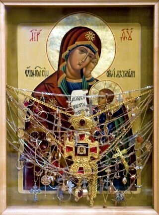 Икона Божией Матери «Утоли моя печали»