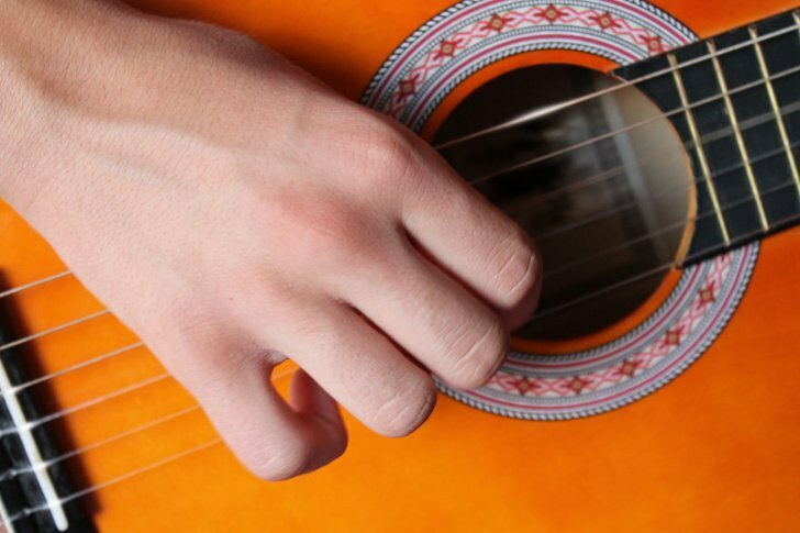 Факты из истории классической гитары