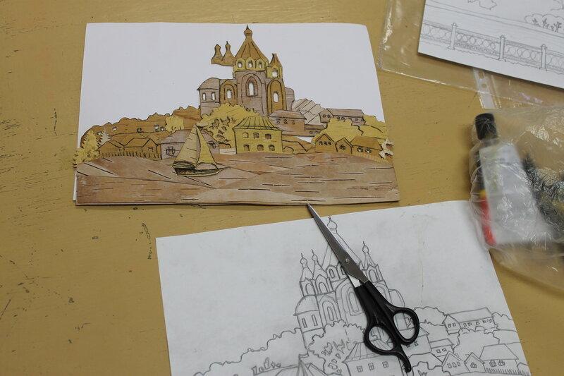 """Проект """"Тагильская мозаика"""" Этап 2."""