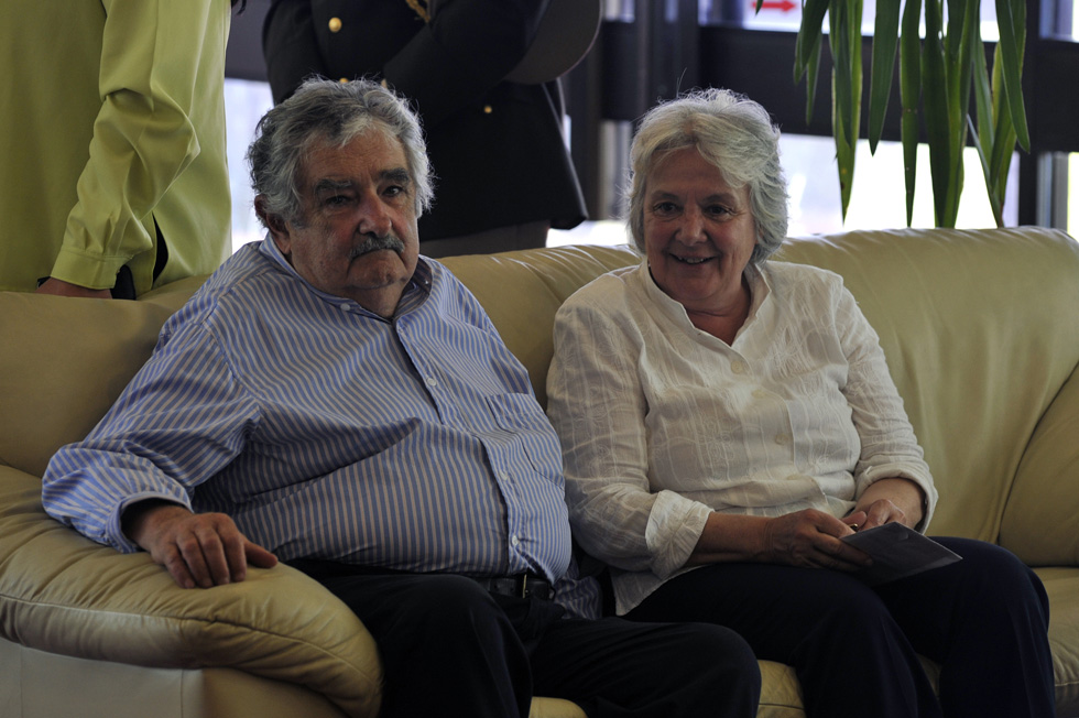 Jose Mujica presidente Uruguay