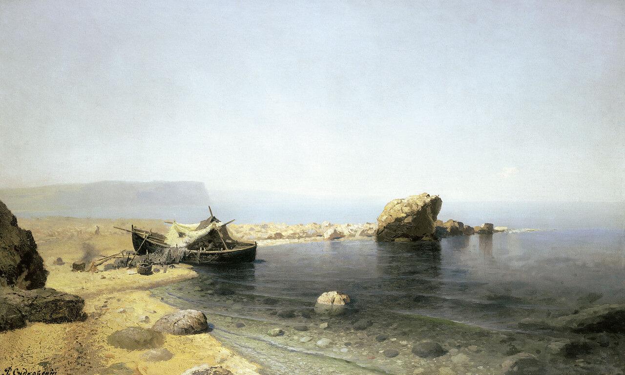 Прозрачная вода. 1879, холст, масло, 78х125 см.jpg