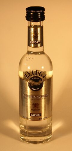 ????? Beluga Export Finest Quality Noble Russian Vodka
