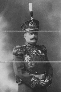 Генерал-лейтенант бригады в форме (портрет).