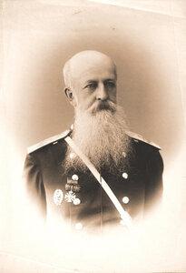 Член Государственного Совета Российской империи (фамилия, имя и отчество не установлены). Портрет.