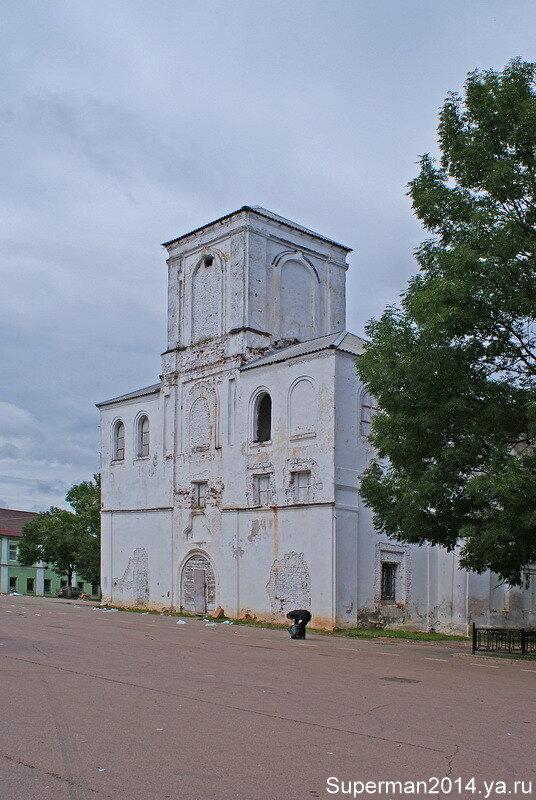 Валдай - Введенская церковь