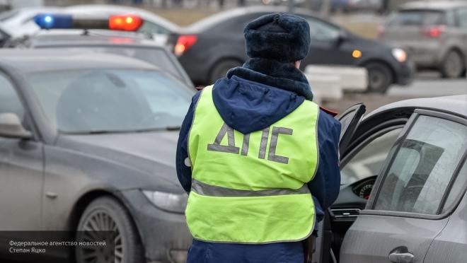 В столице России словили водителя, устроившего серию ДТП