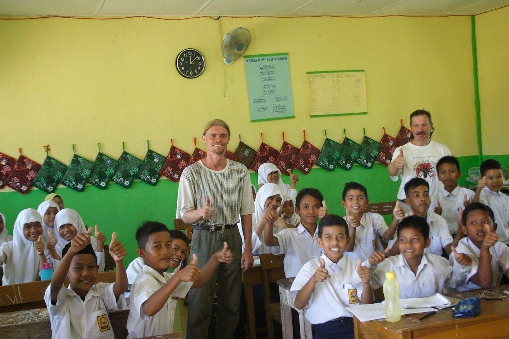Индонезийская школа