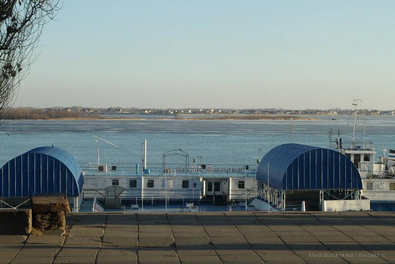 Часу в шестом, Саратов, Набережная Космонавтов, 09 марта 2017 года