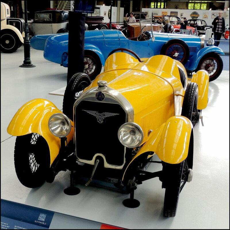 Autoworld 8082 FN 1300 Sport 1925 4cyl 1-4cc