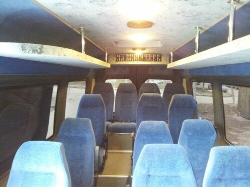 Клуб КАТУХА - автобусы