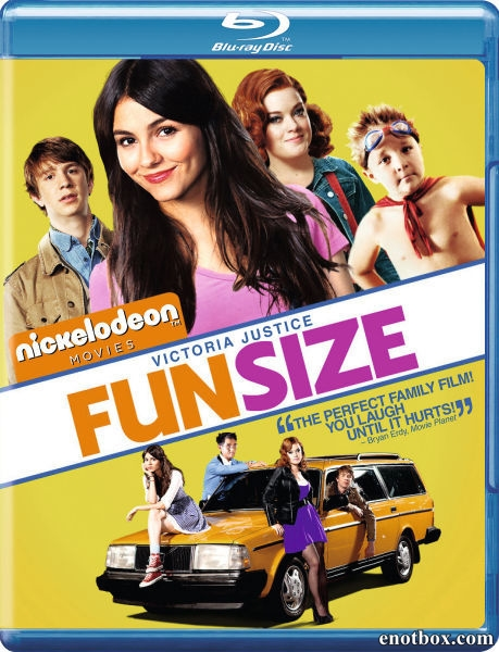 Коротышка / Fun Size (2012/BDRip/HDRip)