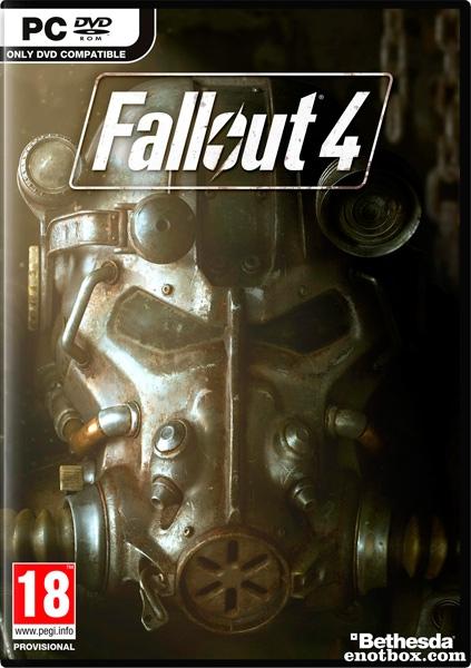 Fallout 4 [v 1.9.4.0.1 + 6 DLC] (2015) PC | RePack от xatab