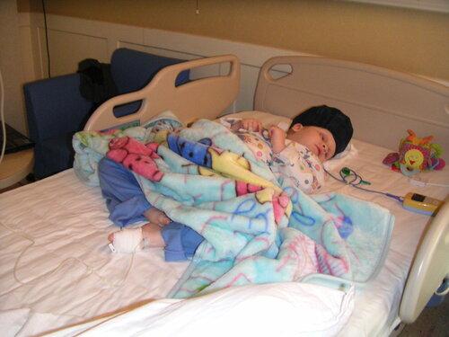 Сава после операции