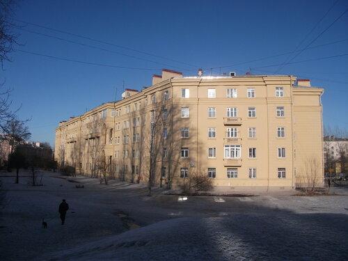 ул. Бабушкина 29к2