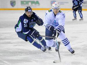 «Адмирал» в Ханты-Мансийске проиграл «Югре» — 3:0