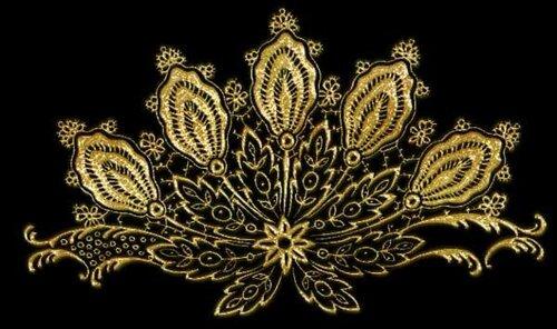 Золотое кружево