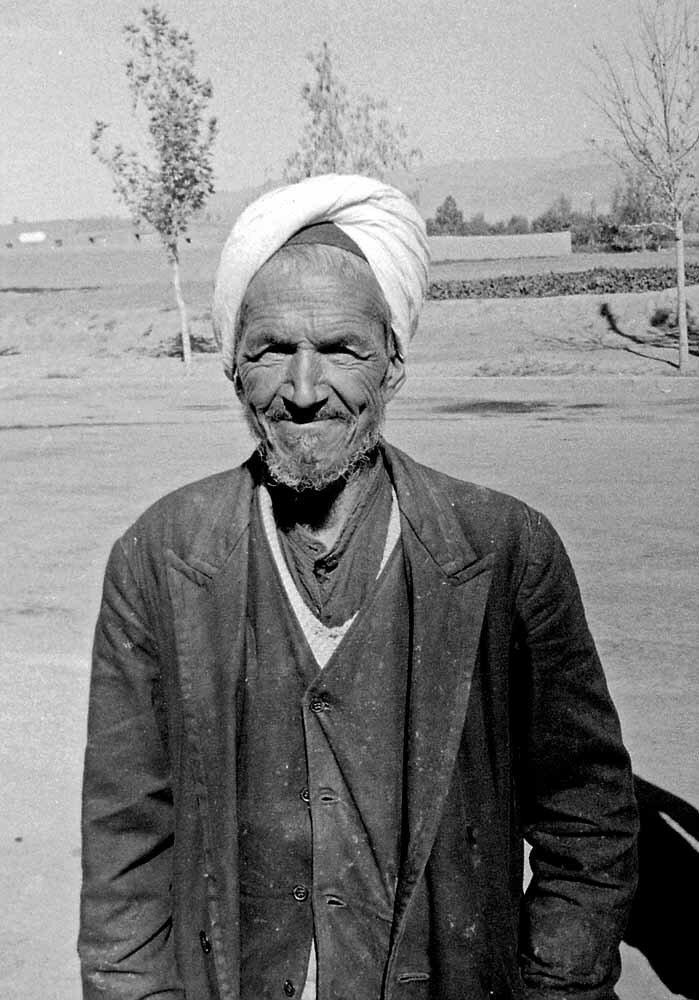 Иран, Нишапур. Старик