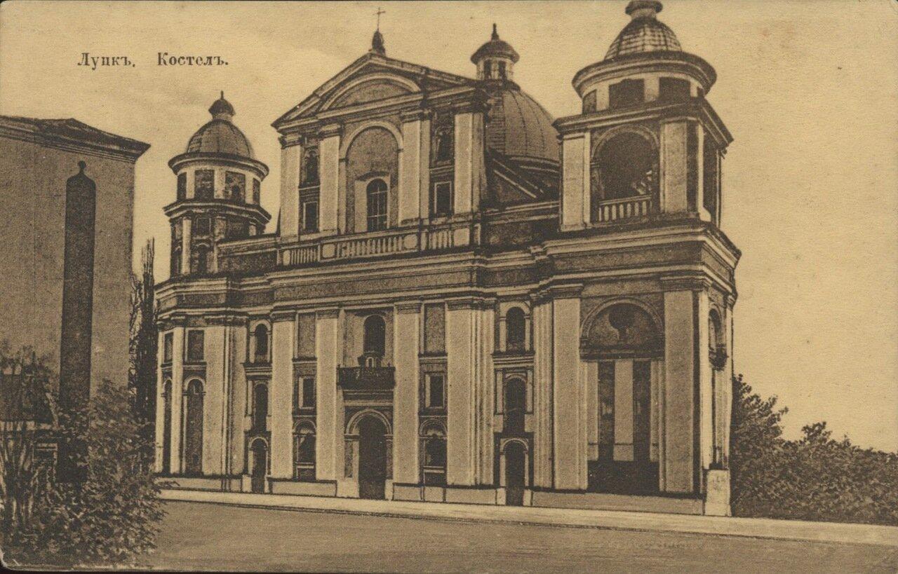 Костел. 1910