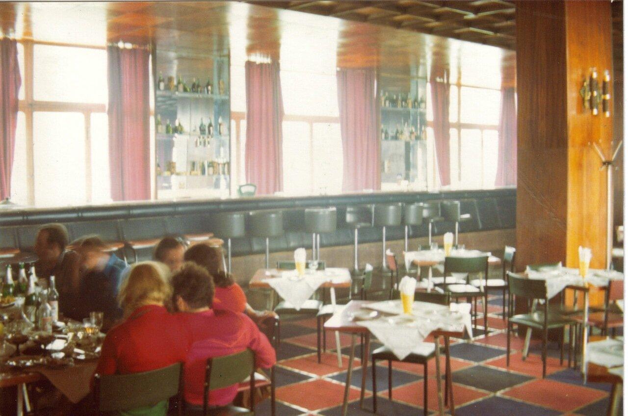Ресторан Мтацминда