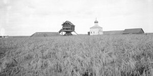 Церковь Андрея Юродивого на Ситке