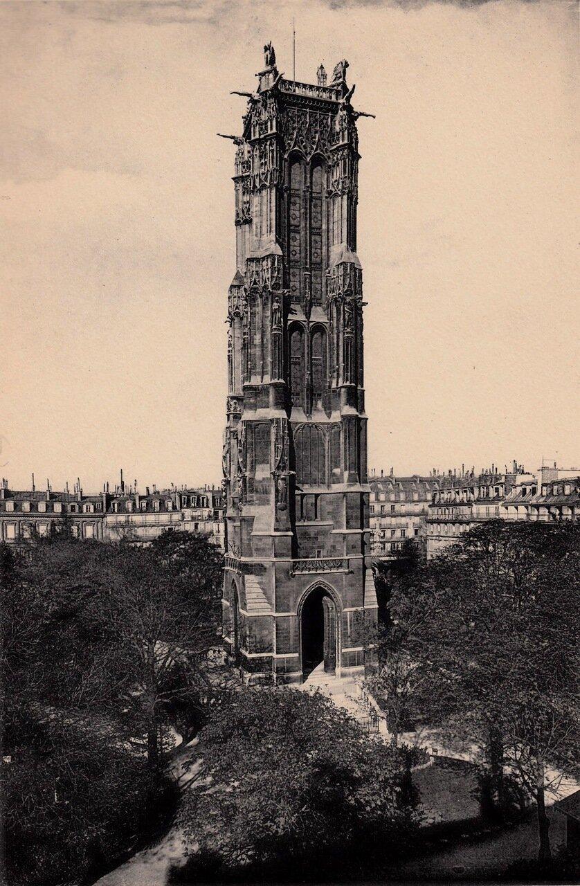 1910-е. Башня Сен-Жак