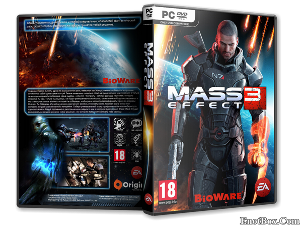 Mass Effect 3: Digital Deluxe Edition [v 1.5 + 14 DLC] (2012) PC | RePack от Fenixx