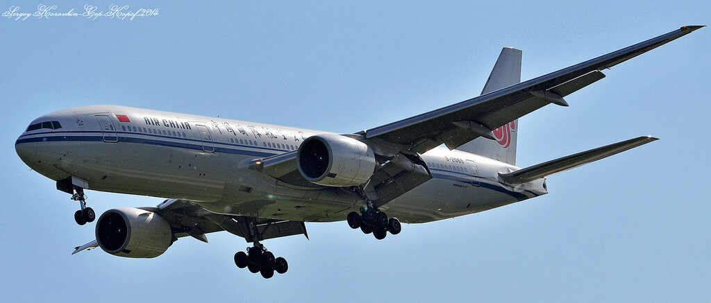 Boeing 777-2J6 Air China