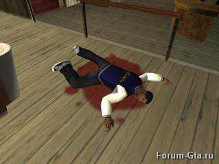 Зомби в GTA SA