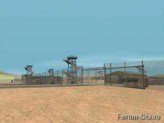 Зона 69 GTA San Andreas