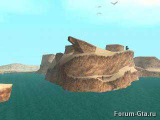 Мега-прыжок GTA San Andreas
