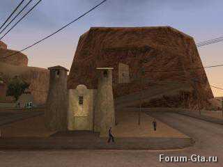 Деревня-призрак GTA SA