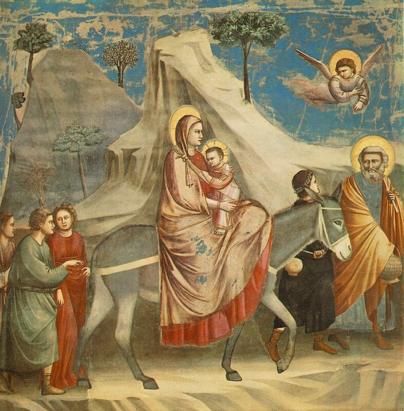 20.Жизнь Христа. Бегство в Египет.jpg