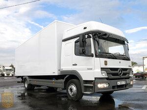 Поможем продать грузовой автомобиль с пробегом