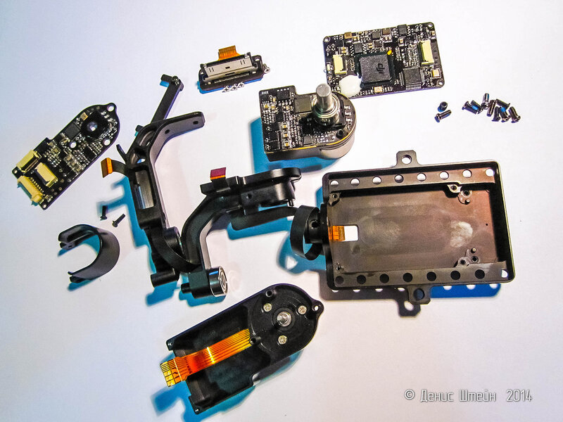 Как разобрать подвес dji шнур usb android mavik дешево
