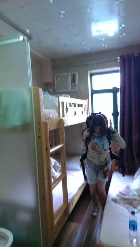 Комната в хостеле — 9 кв.м.