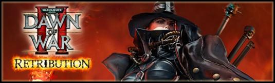 Warhammer 40,000: Dawn of War II - Retribution [v3.19.1.6123] (2011/Buka Entertainment/RUS/Repack by Fenixx)