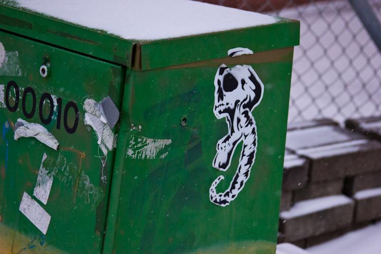Финский стрит-арт