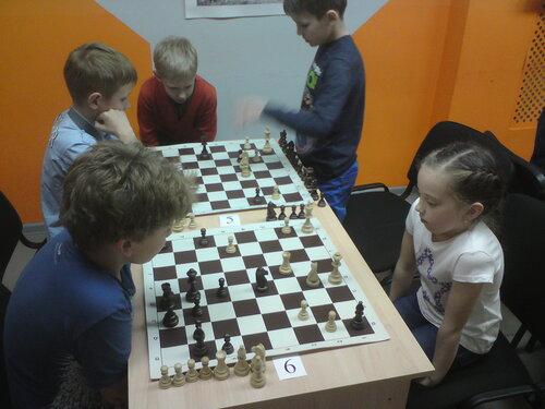 шахматы соревнование