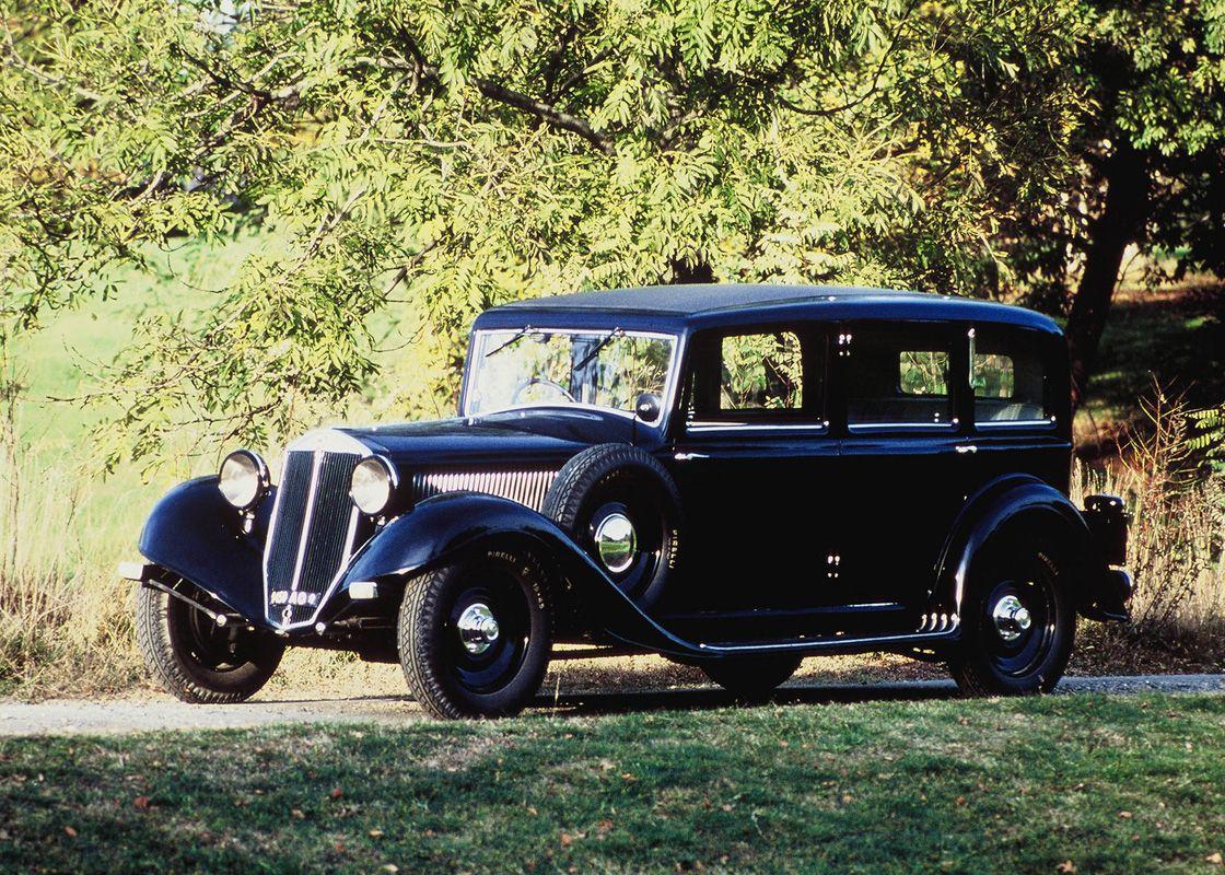 9 Aston Martin Lagonda M45 Tourer (1934)