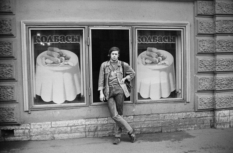 26. Борис Гребенщиков, Ленинград 1986