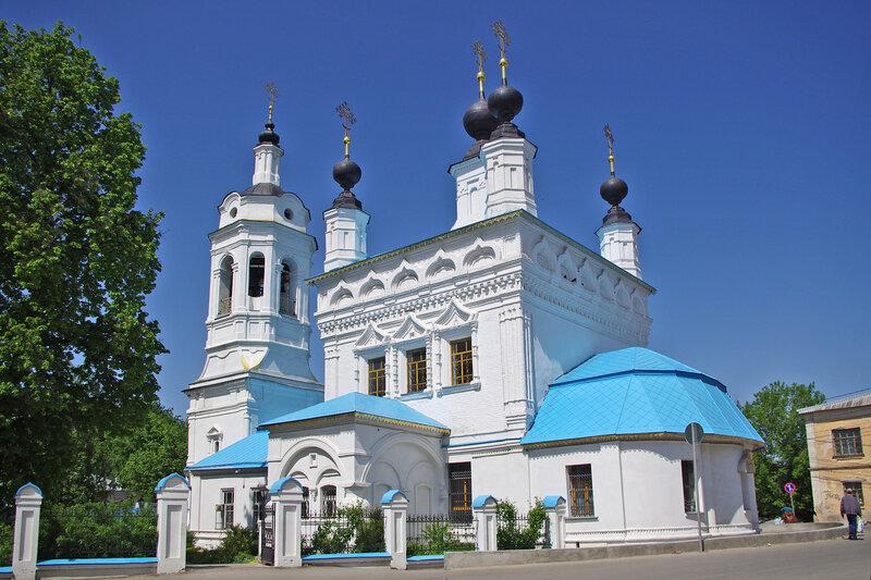 Церковь Покрова что «на Рву»