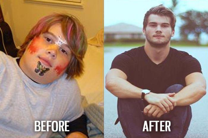 Как люди менялись