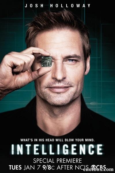Искусственный интеллект / Разведка / Intelligence - Полный 1 сезон [2014, HDTVRip, WEB-DLRip | WEB-DL 720p, 1080p] (LostFilm | FOX)